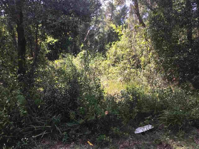 865 Wildwood Dr, St Augustine, FL 32086 (MLS #190353) :: Tyree Tobler   RE/MAX Leading Edge