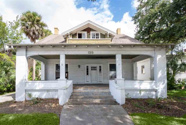 128 King St., St Augustine, FL 32084 (MLS #190361) :: The Haley Group