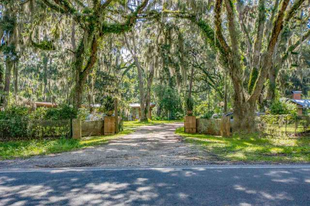 10800 Cr 13 N, St Augustine, FL 32092 (MLS #190372) :: The Newcomer Group