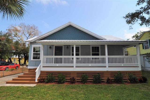 181 Martin Luther King Ave., St Augustine, FL 32084 (MLS #190400) :: Bridge City Real Estate Co.