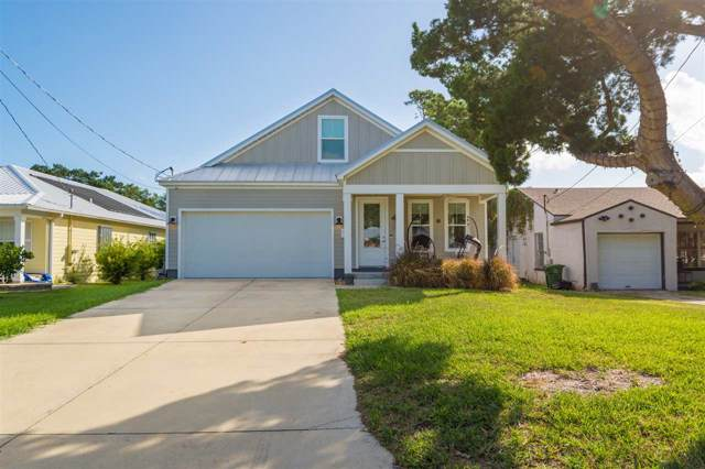 38 Coquina Ave, St Augustine, FL 32080 (MLS #190467) :: 97Park