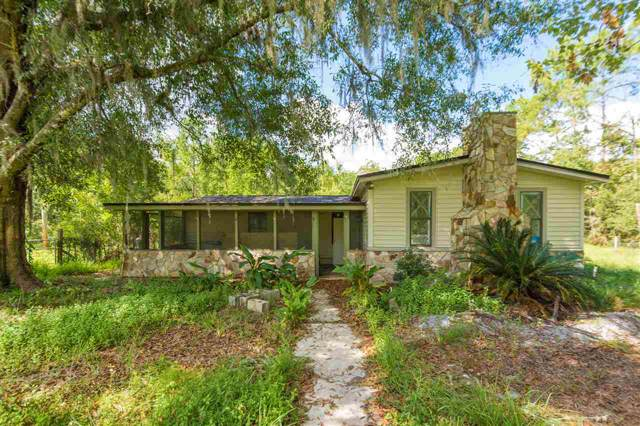 2631 C H Arnold Rd, St Augustine, FL 32092 (MLS #190470) :: 97Park