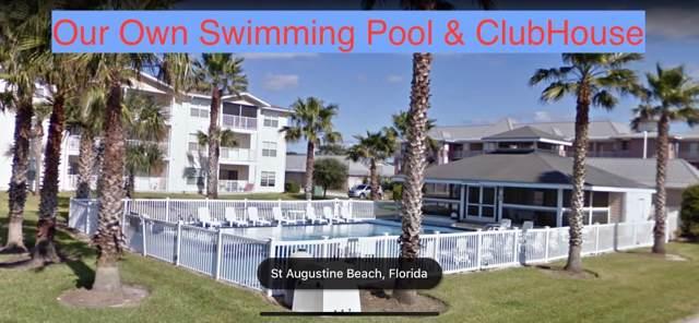 208 16th Street E, St Augustine, FL 32080 (MLS #190475) :: Noah Bailey Group