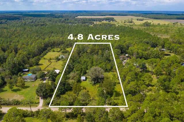 2631 C H Arnold Rd, St Augustine, FL 32092 (MLS #190476) :: Bridge City Real Estate Co.