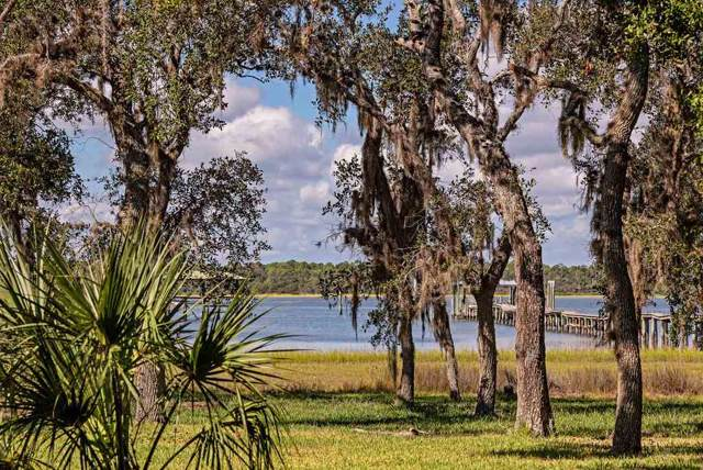 5325 Riverview Drive, St Augustine, FL 32080 (MLS #190498) :: 97Park