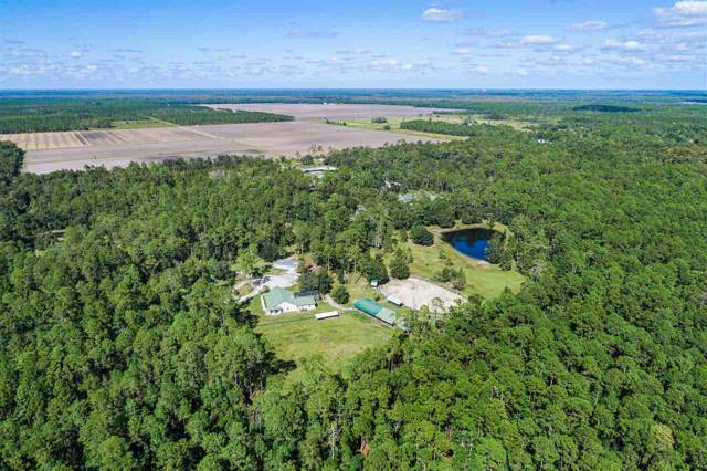 7333 County Road 208, St Augustine, FL 32092 (MLS #190507) :: Memory Hopkins Real Estate