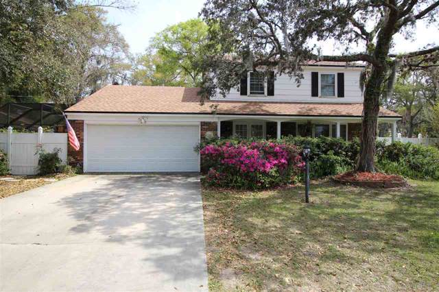 243 Cypress Rd, St Augustine, FL 32086 (MLS #190546) :: The Haley Group