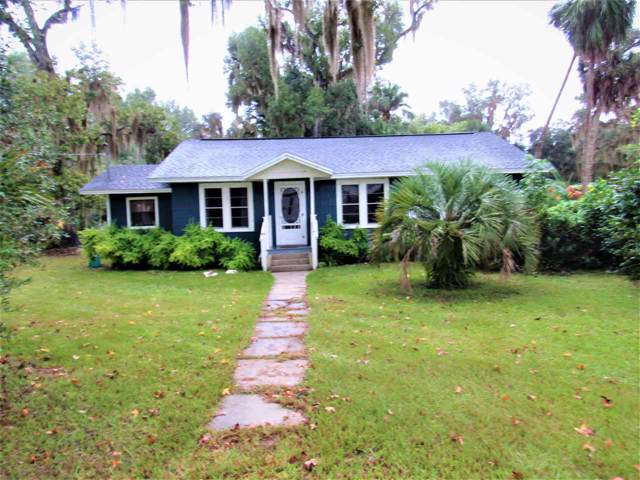 125 Commercial Ave, East Palatka, FL 32131 (MLS #190559) :: Tyree Tobler | RE/MAX Leading Edge