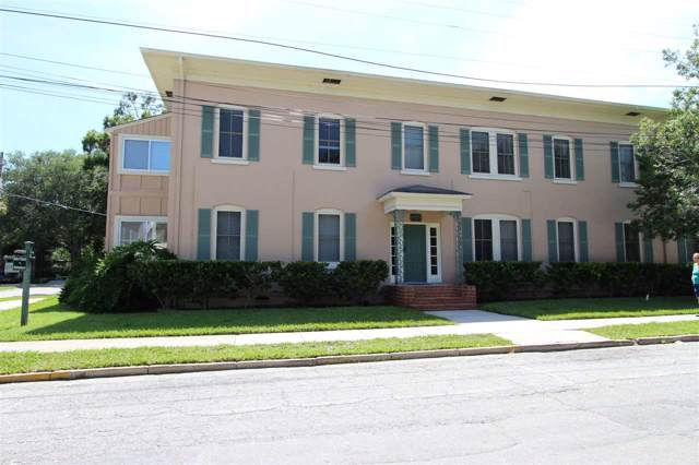 172 Cordova St, Unit #9, St Augustine, FL 32084 (MLS #190572) :: Tyree Tobler | RE/MAX Leading Edge
