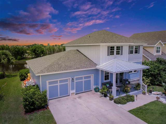 764 Tides End Dr., St Augustine Beach, FL 32080 (MLS #190585) :: Tyree Tobler | RE/MAX Leading Edge