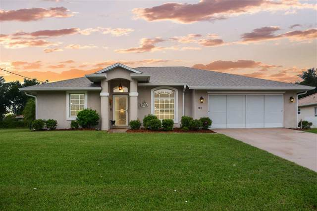 21 Farmsworth Dr, Palm Coast, FL 32137 (MLS #190611) :: 97Park
