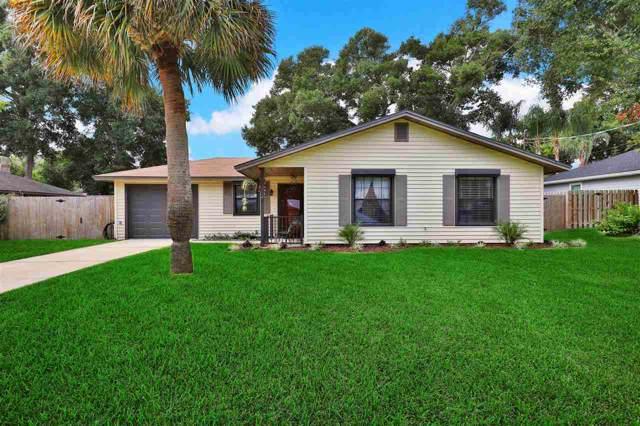 220 Hawthorne, St Augustine, FL 32086 (MLS #190630) :: The Haley Group