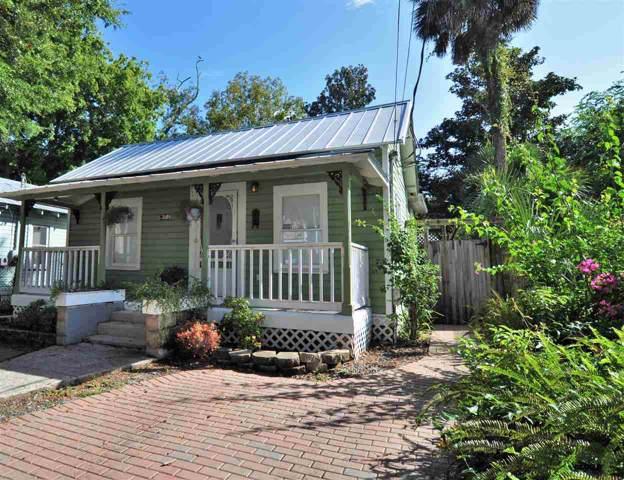 71 Dumas St, St Augustine, FL 32084 (MLS #190677) :: Tyree Tobler   RE/MAX Leading Edge