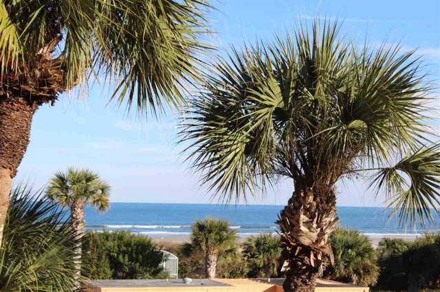 4 Ocean Trace Unit 316, St Augustine Beach, FL 32080 (MLS #190689) :: The Haley Group