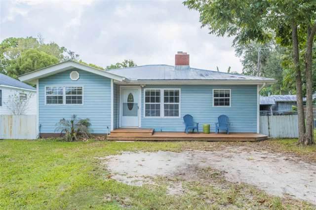 530 Thomas St, St Augustine, FL 32084 (MLS #190694) :: Tyree Tobler   RE/MAX Leading Edge