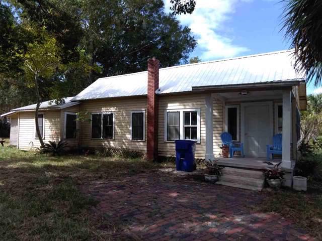 215 W Lattin St, Hastings, FL 32145 (MLS #190702) :: The Haley Group