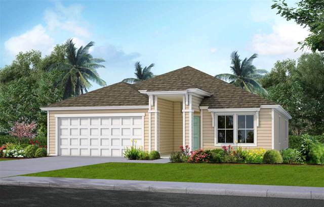 98 Glasgow Dr, St Johns, FL 32259 (MLS #190709) :: The Haley Group
