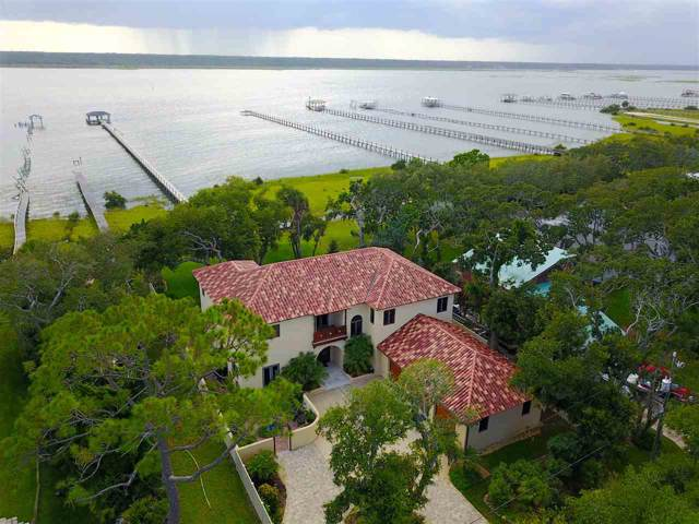5355 Riverview Dr, St Augustine, FL 32080 (MLS #190731) :: 97Park