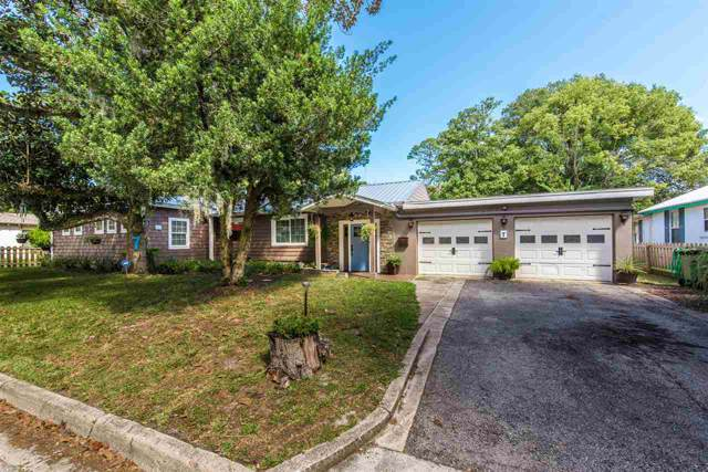 7 Nesmith Ave, St Augustine, FL 32084 (MLS #190746) :: Noah Bailey Group