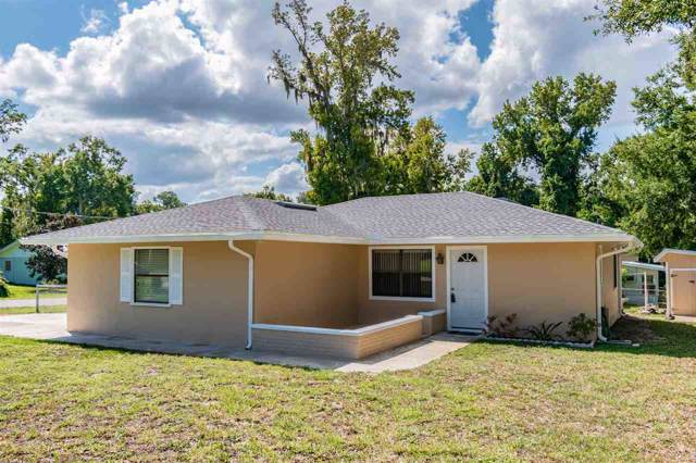 360 Cypress Road, St Augustine, FL 32086 (MLS #190775) :: The Haley Group
