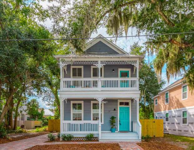 92 Oneida St, St Augustine, FL 32084 (MLS #190788) :: The Haley Group
