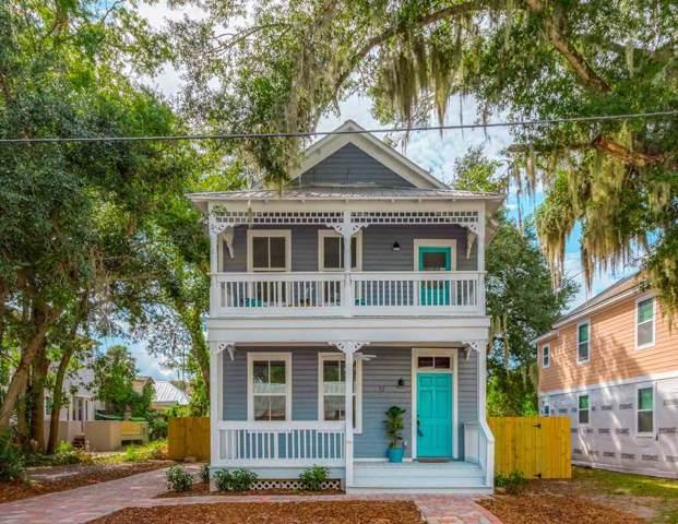 92 Oneida St, St Augustine, FL 32084 (MLS #190788) :: Tyree Tobler | RE/MAX Leading Edge