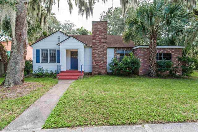 23 Park Ave, St Augustine, FL 32084 (MLS #190794) :: Tyree Tobler | RE/MAX Leading Edge