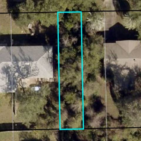 136 Martin Rd, St Augustine, FL 32086 (MLS #190813) :: The Haley Group