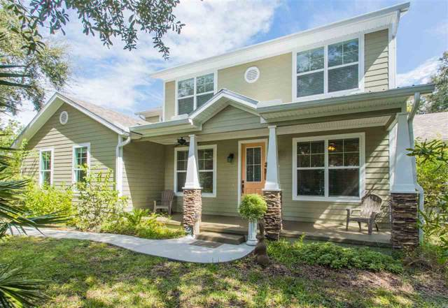 1204 Overdale, St Augustine Beach, FL 32080 (MLS #190832) :: The Haley Group