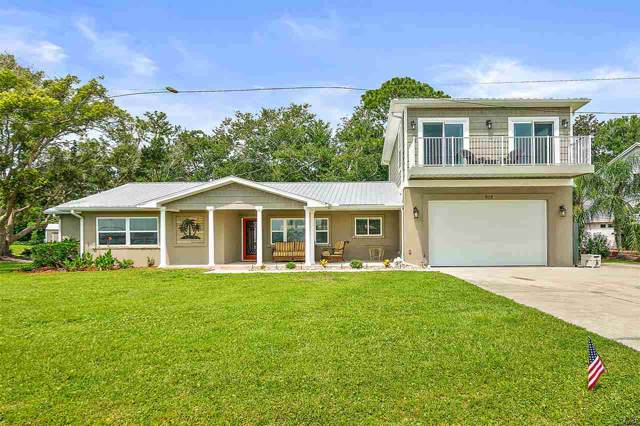 918 Shore Dr, St Augustine, FL 32086 (MLS #190836) :: The Haley Group