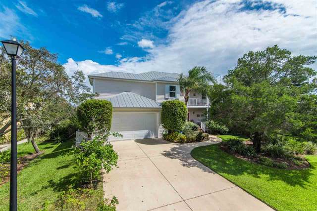 5504 Sunset Landing Circle, St Augustine, FL 32080 (MLS #190845) :: The Haley Group