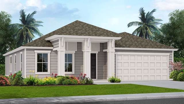 707 Seville Parkway, St Augustine, FL 32086 (MLS #190855) :: The Haley Group