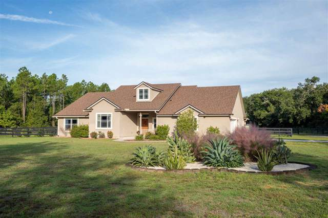 120 Picolata Forest Dr, St Augustine, FL 32092 (MLS #190877) :: Tyree Tobler | RE/MAX Leading Edge