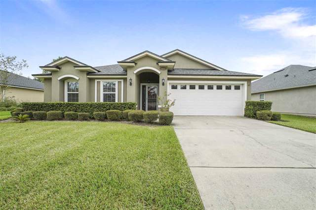 804 Wards Creek Lane, St Augustine, FL 32092 (MLS #190977) :: Bridge City Real Estate Co.