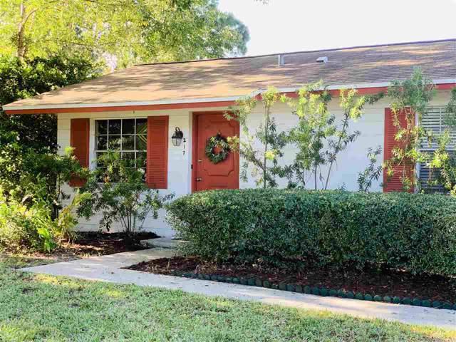 217 Cotorro Lane, St Augustine, FL 32086 (MLS #190997) :: Noah Bailey Group