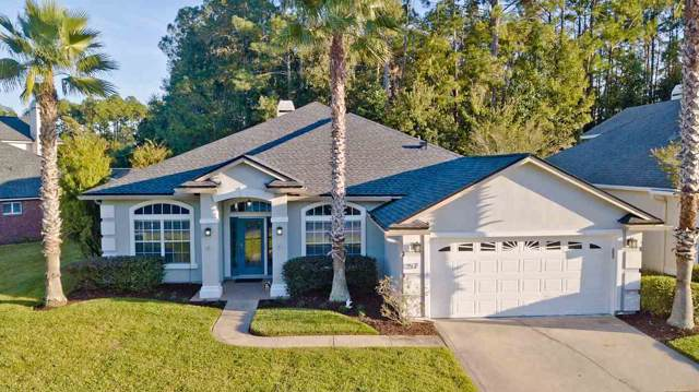 1257 Paradise Pond Rd, St Augustine, FL 32092 (MLS #191001) :: Memory Hopkins Real Estate