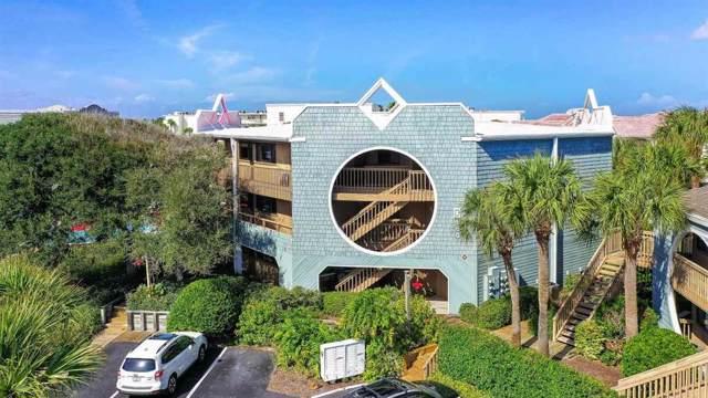 180 Ocean Hibiscus Dr D302, St Augustine Beach, FL 32080 (MLS #191020) :: Bridge City Real Estate Co.