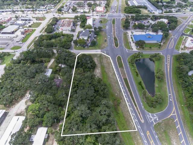 0 A1a Beach Boulevard, St Augustine, FL 32080 (MLS #191037) :: Tyree Tobler | RE/MAX Leading Edge