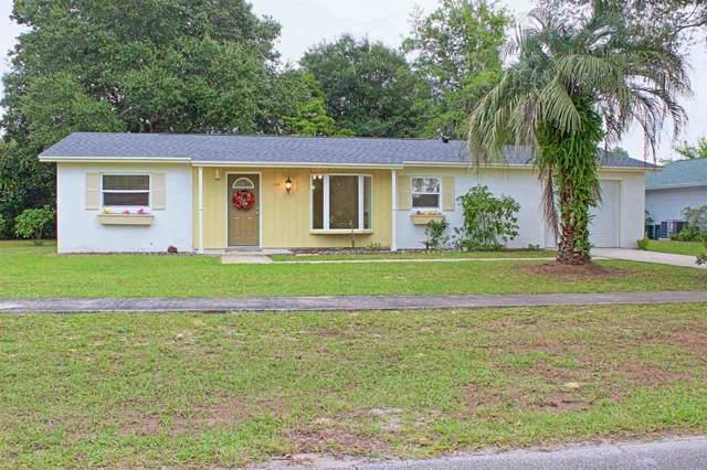 154 Laguna Court, St Augustine, FL 32086 (MLS #191046) :: Noah Bailey Group