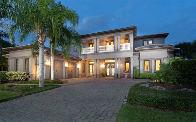46 Ocean Oaks Ln, Palm Coast, FL 32137 (MLS #191095) :: Noah Bailey Group
