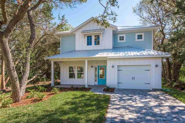 105B 3rd Street, St Augustine Beach, FL 32080 (MLS #191128) :: 97Park