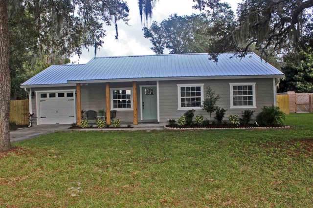 3512 Carmel Road, St Augustine, FL 32086 (MLS #191164) :: Tyree Tobler   RE/MAX Leading Edge