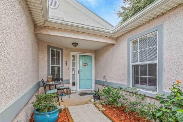 14 White St, St Augustine, FL 32080 (MLS #191177) :: Noah Bailey Group