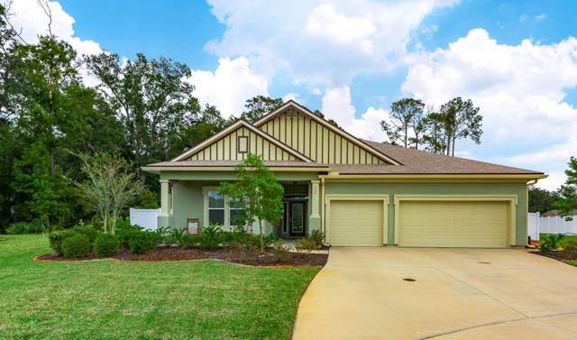 544 Montiano Circle, St Augustine, FL 32084 (MLS #191204) :: Noah Bailey Group