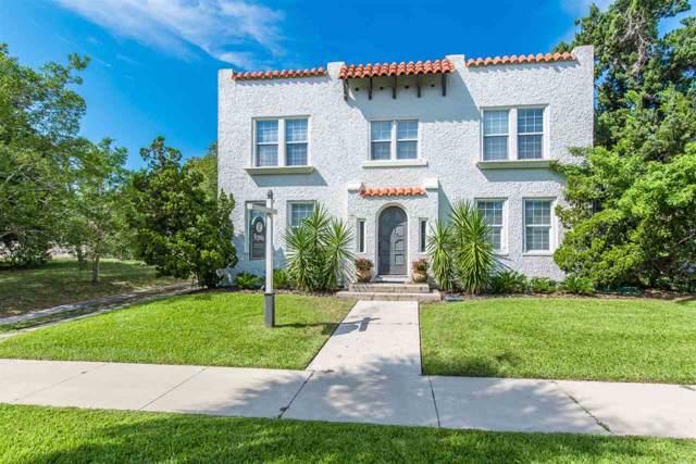 12 Arpieka Avenue, St Augustine, FL 32080 (MLS #191215) :: Noah Bailey Group