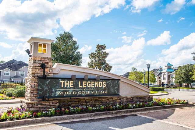 135 Legendary Dr #105, St Augustine, FL 32092 (MLS #191226) :: The DJ & Lindsey Team