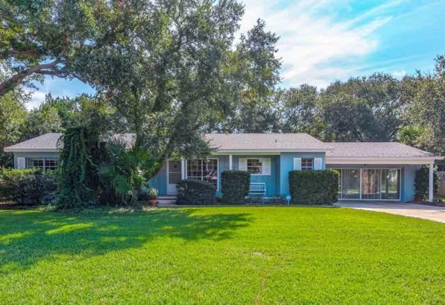 23 Linda Mar Drive, St Augustine, FL 32080 (MLS #191247) :: Noah Bailey Group