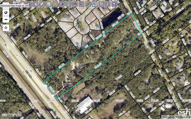 5774 Us Highway 1 N, St Augustine, FL 32095 (MLS #191256) :: 97Park
