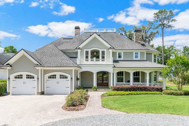 156 River Plantation Rd, St Augustine, FL 32092 (MLS #191260) :: Tyree Tobler | RE/MAX Leading Edge