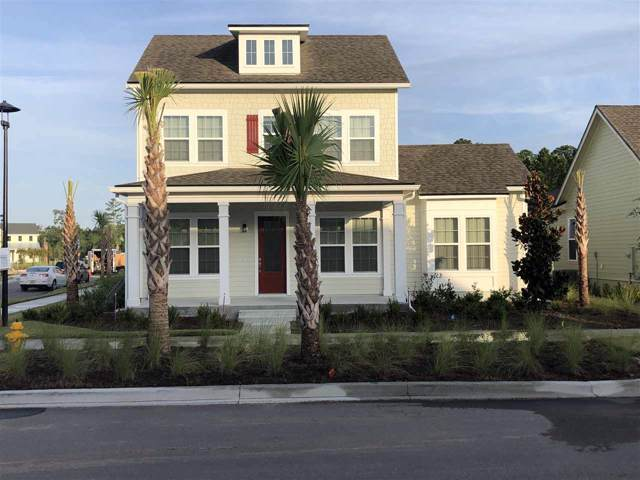 22 Topiary Ave, St Augustine, FL 32092 (MLS #191277) :: Memory Hopkins Real Estate